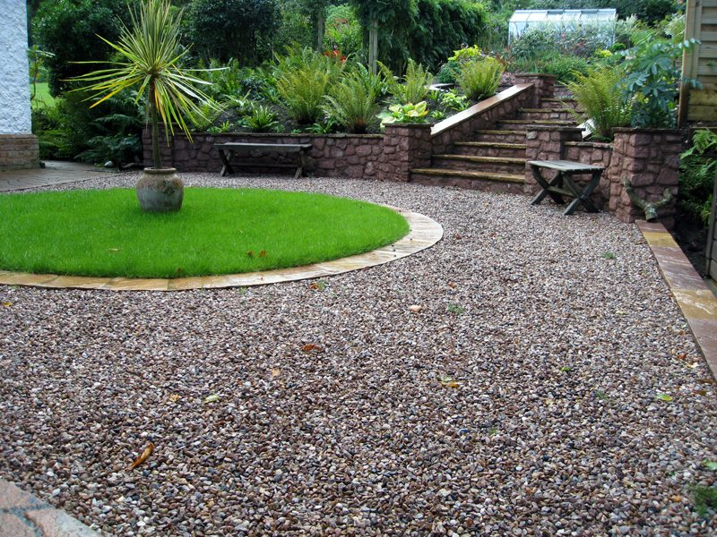 Driveways DVGardens Exmouth Devon