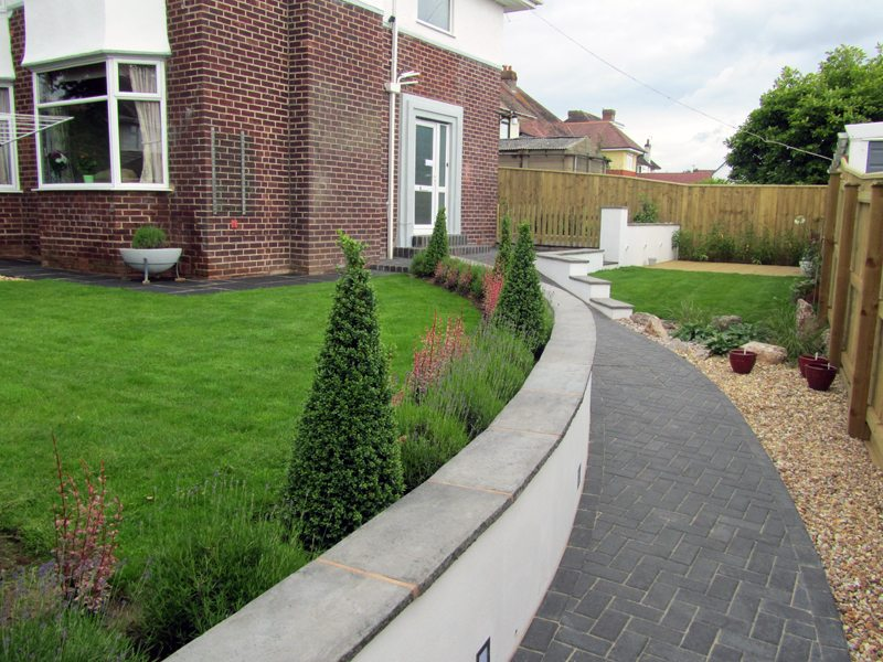Complete Garden Creation Exmouth Devon
