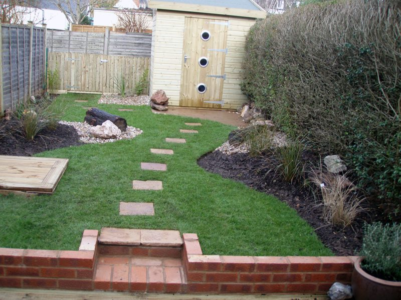 Landscaping Exmouth and Devon - DVGardens